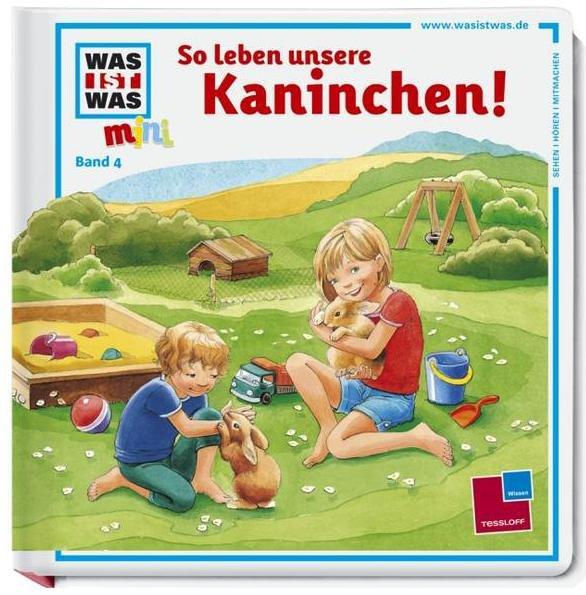 [buch.de] Kinderbücher im Sale - z.B. Was ist Was, So leben unsere Kaninchen für 1,99€ statt 8€ (versandkostenfrei)