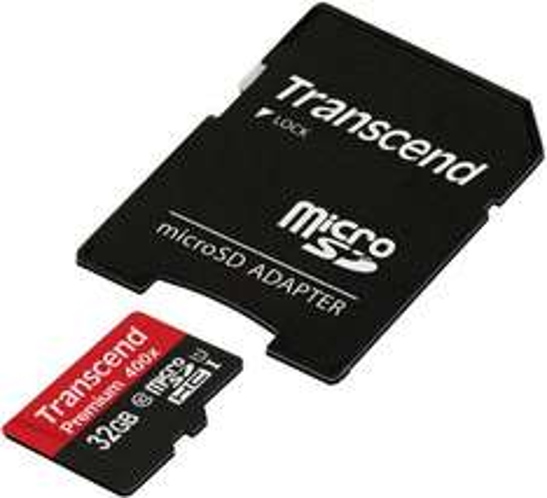 microSDHC-Karte 32 GB Transcend Premium