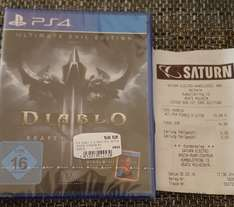 (Saturn MH) Diablo 3 - Ultimate Evil Edition