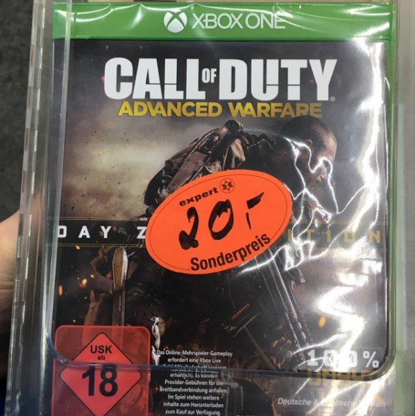 (Lokal Expert Simmerath] Call of Duty - Advanced Warfare, Day Zero Edition für Xbox One