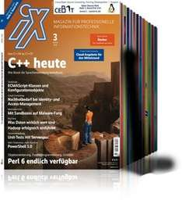 3 Ausgaben iX – Magazin für professionelle Informationstechnik für 15,20 € + 23 € Amazon Gutschein [abosgratis]