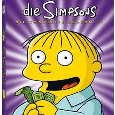 [Amazon Prime] Die Simpsons - Die komplette Season 13 [Collector's Edition] [4 DVDs]