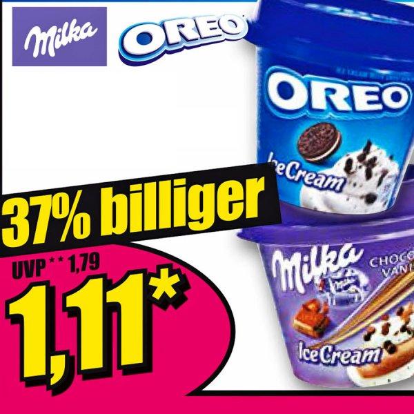 """[NORMA] Die beste Kombination aus OREO und EIS gibt """"OREO Ice Cream"""", jetzt für nur 1,11€"""