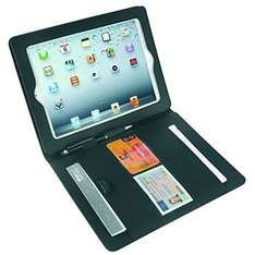 """[Amazon - Prime] Blackmaxx Organizer Tagungsmappe A5 für 10"""" Apple iPad und Tablet Computer für 9,95 Euro"""