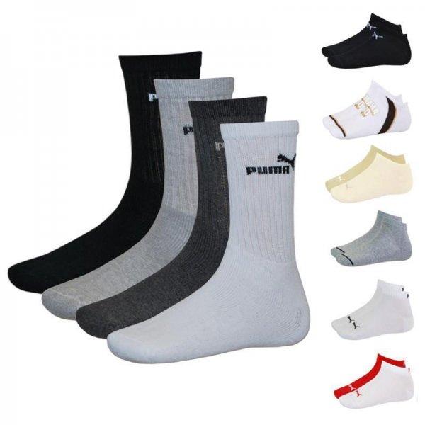 Puma 6er Pack Sportsocken für 12,95€ bei eBay