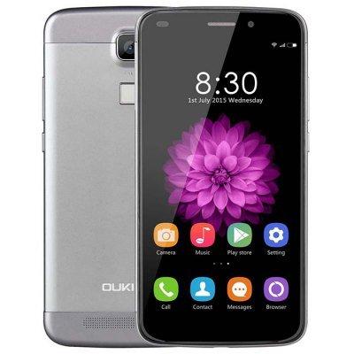 "[Ebay] Oukitel U10 (5,5"" FHD, Octa-Core MTK6753,16GB ROM, 3GB RAM, Android 5.1, Fingerprint, Band 20, Hybrid-Slot, 2850mAh)"