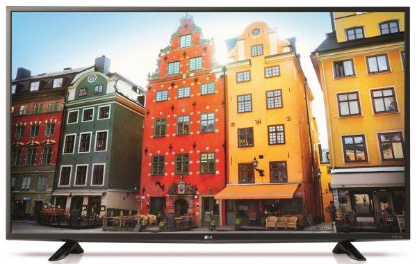 LG 49UF6409 123 cm (49 Zoll) Fernseher (Ultra HD, Triple Tuner, Smart-TV)