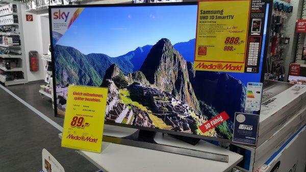 Samsung UE48JU7090 für nur 888€ (Demoware)