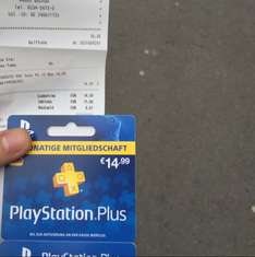 PlayStation Plus 3-Monate