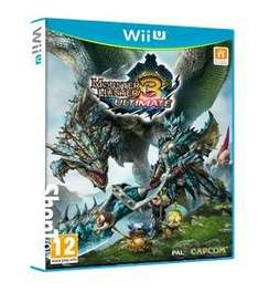 Monster Hunter 3: Ultimate (Wii U) für 16,23€ bei Shopto