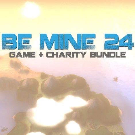 [STEAM] Be Mine 24 Bundle @ Groupees