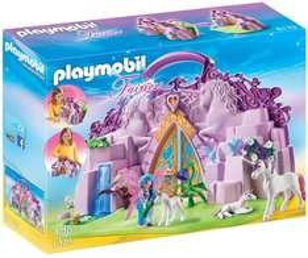 Playmobil 6179 Einhornköfferchen @ Amazon Prime