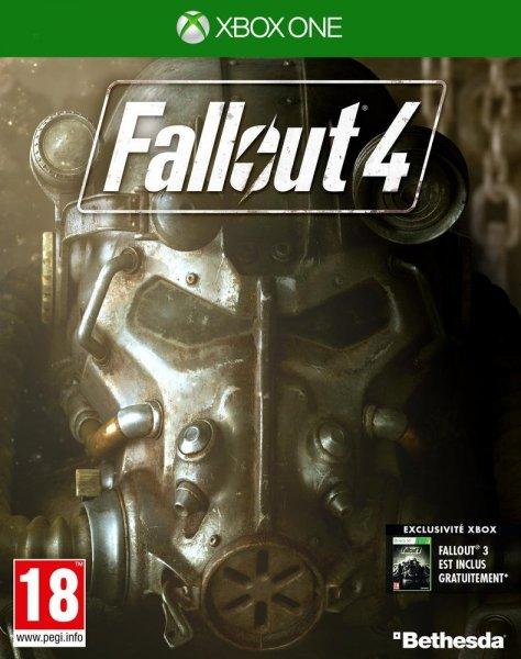 [amazon.fr] Xbox One | Fallout 4 für 27,60 € inkl. Versand