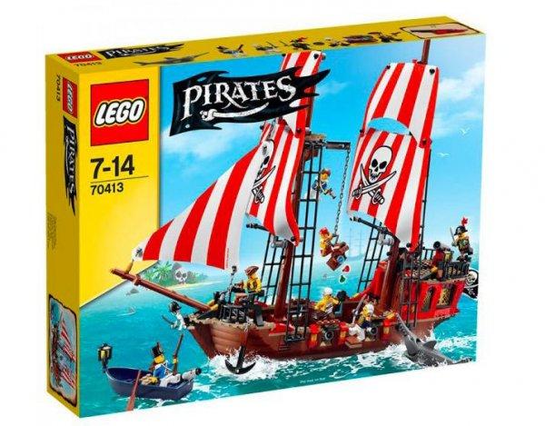 [Spielemax.de] Lego PIRATES 70413 Großes Piratenschiff für 74,99€ (bei Filiallieferung) statt ca. 90€