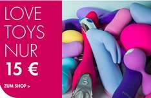 ABGELAUFEN [Beate?Uhse(Online)] Love Toys nur 15€(Versandkosten 5.99€)und mit dem Code SPAREN20 zusätzlich 20% + 18% Qipu