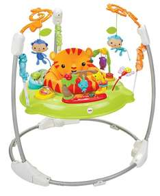 Fisher-Price Roaring Rainforest Jumperoo [Amazon UK] 108 EUR bzw. 89 EUR