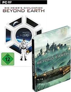 Sid Meier's Civilization: Beyond Earth (Steelbook) - PC für 4,99€ bei Saturn