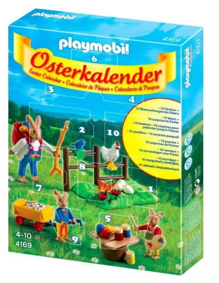 [Amazon Prime] PLAYMOBIL 4169 - Osterkalender für 6,23€ statt 13€