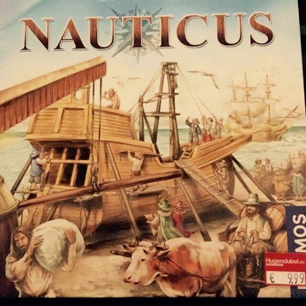 Nauticus - Brettspiel von Kosmos [Hugendubel (offline)]