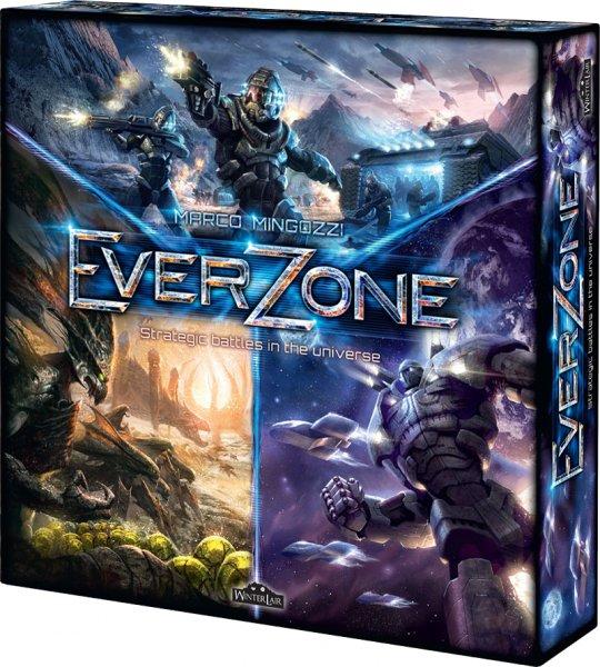 [Spiele-Offensive] Everzone | 30% Ersparnis | Brettspiel | Gesellschaftsspiel