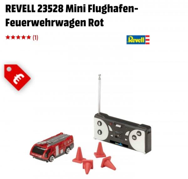 ABGELAUFEN [Media Markt Online] REVELL 23528 Mini Flughafen-Feuerwehrwagen Rot für 6.49€ (Versandkostenfrei),  nächster idealo Preis 10.98€+versand