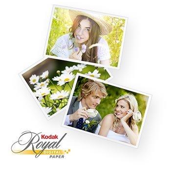 [PixelNet] 50 Fotos mit weißem Rand (Kodak-Royal-Papier) in verschiedenen Größen gratis (lediglich Versandkosten 2,95 €)
