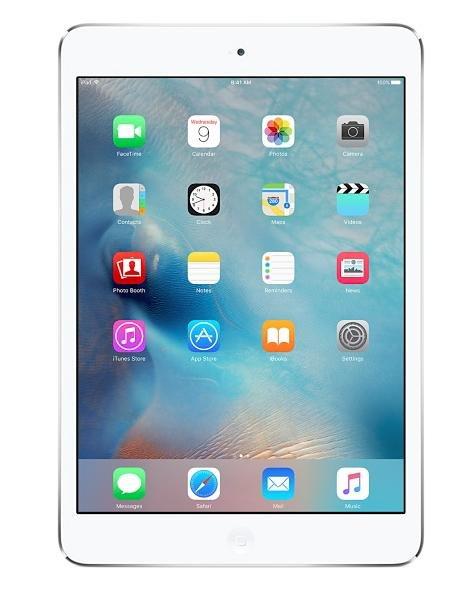 Apple iPad Mini 2 32GB Wifi [Generalüberholt Apple] in Weiß für 289€
