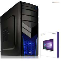 [Ebay] 250€ PC Quad Core Computer GAMER A8 7600 8GB Rechner Komplett Windows 10 Pro
