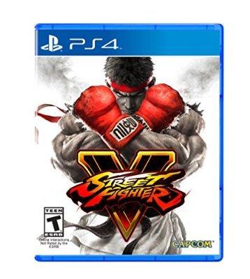 Street Fighter 5 PS4  ca. 16€ bei amazon.com wieder da.