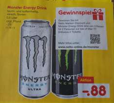 [Netto] Monster Energy Drink