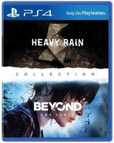The Heavy Rain and Beyond: Two Souls Collection (PS4) (PEGI Uncut) für 33,89€