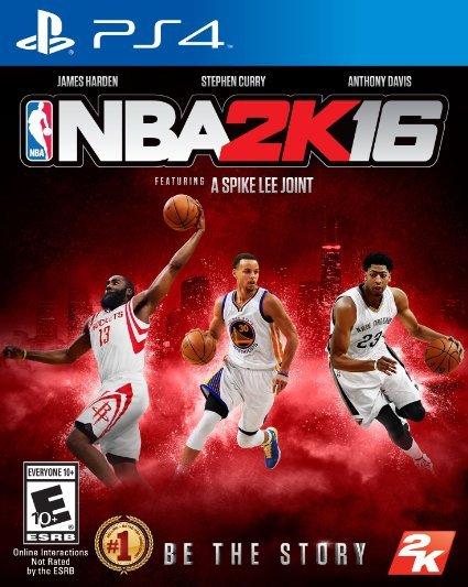 NBA 2k16 (PS4) bei redcoon.de für 33€