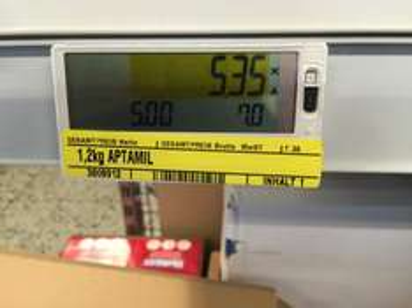 [Local Metro Düsseldorf] Aptamil pre Anfangsmilch 1,2 kg 5,35€