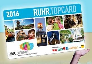 Mit der RUHR.TOPCARD freier Eintritt in einen Freizeitpark (Movie Park, FORT FUN oder Kernie´s Familienpark)
