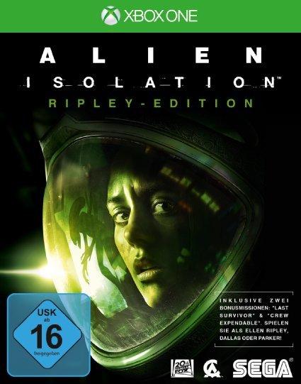[Lokal MM Breuningerland Ludwigsburg] Alien Isolation Ripley Edition Xbox One