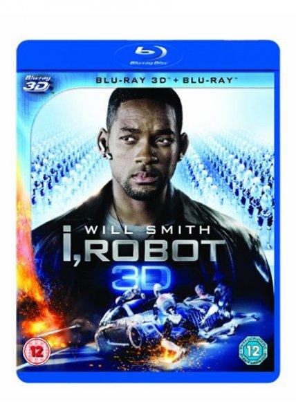 I, Robot 3D (Blu-ray 3D + Blu-ray) inkl. Vsk für ca. 7,82 € > [base.com]
