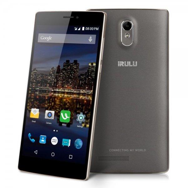 iRULU V3 Dual SIM Smartphone 6,5 Zoll  16GB Speicher, Android 5,1 2gb