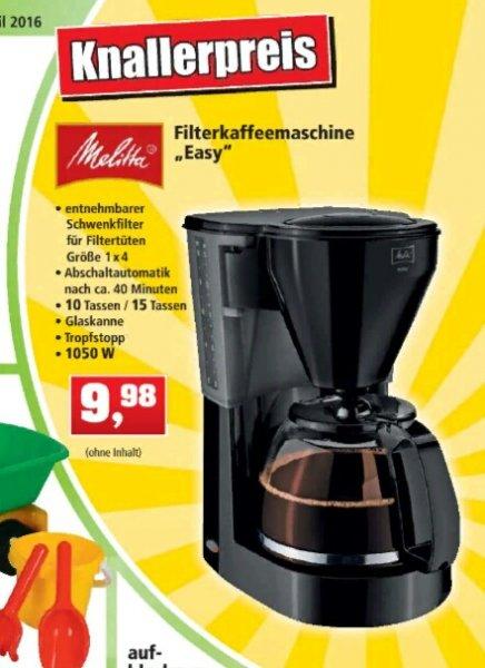 "[Thomas Philipps] Melitta ""Easy"" Filterkaffeemaschine - 50% Ersparnis"