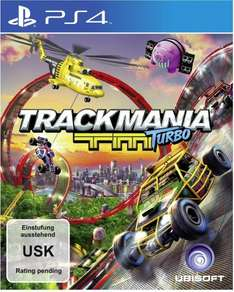 Trackmania Turbo PS4/X1 32,99€ bei Müller