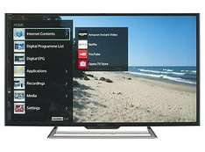 SONY Bravia KDL-40R550C, SmartTV 40 Zoll Full HD für 333 € bei REAL