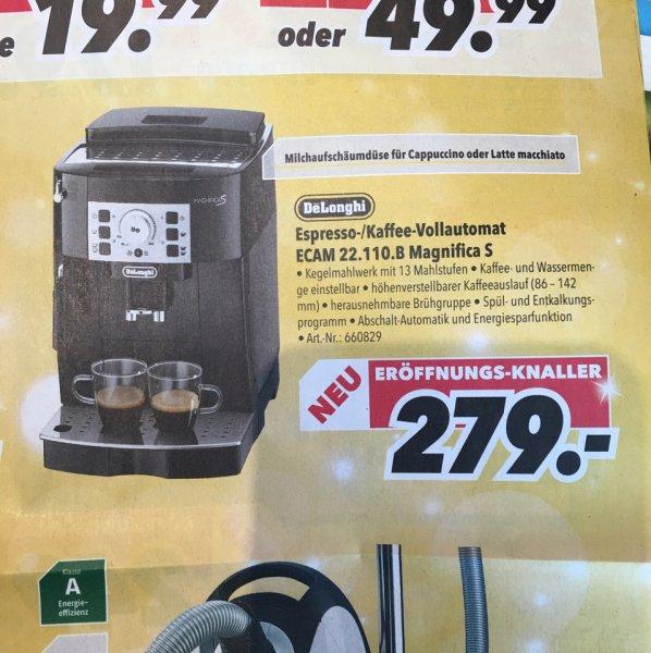 Delonghi Kaffeevollautomat ECAM 22.110 B