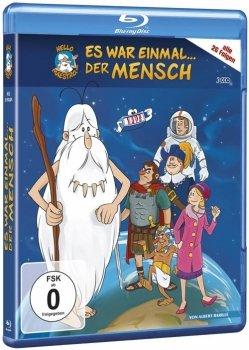 [Alphamovies] Es war einmal...der Mensch - Komplette Serie HD remastered auf 3 Bluray für 33,99 € (PVG 42,99)