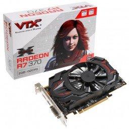 VTX3D Radeon R7 370 Single Fan Edition, 2048 MB GDDR5 ab 112,99 € @ Caseking