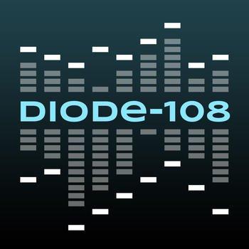 [iPad] Diode-108 Drum Machine zur Erstellung von Beats kostenlos statt 0,99€