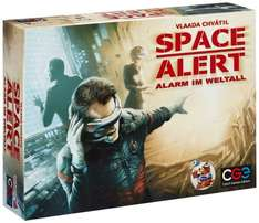 Space Alert (Brettspiel, buecher.de) *UPDATE*