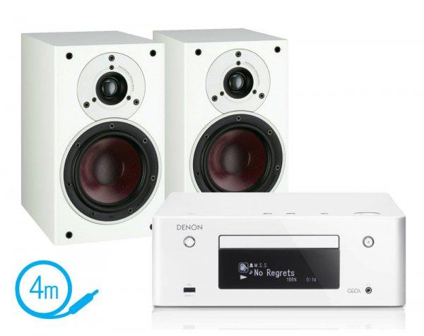 Denon CEOL N9 mit Dali Zensor 1 - www.audiblefidelity.co.uk - 499,55 EUR  (Nach Gutscheinabzug nur noch 474,45 EUR)