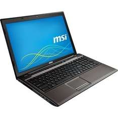 [Vibu Online / Mindfactory] MSI CR61 2M (15,6'' HD matt, i3-4100M, 4GB RAM, 500GB HDD, Intel HD 4600, Gb LAN, Windows 8 -> 10) für 326,99€