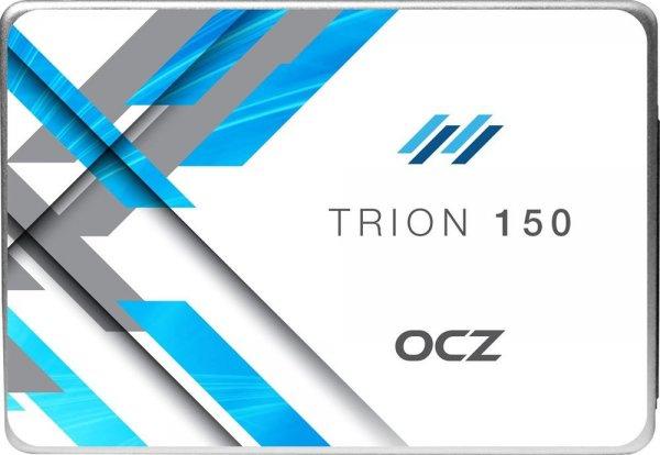 """[Notebooksbilliger.de] OCZ Trion 150 960GB 2,5"""" interne SSD SATA III 6GBit/?s TLC TRN150-25SAT3-960G für 199,-€ Versandkostenfrei"""