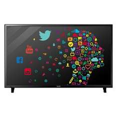 "[offline real] Sharp 49"" LED TV (Full HD, Triple Tuner, Smart TV, WLAN, USB, CL+, A+ ). Nur am 04.04. für 379€"