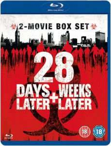 28 Days Later & 28 Weeks Later (Blu-ray) für 6,86€bei Zavvi